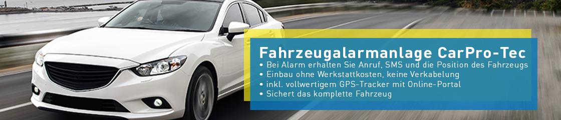 CarPro-Tec Banner