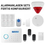 Alarm systems Complete Sets