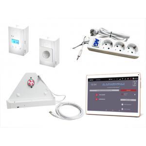 Einzelkomponenten (Alarmzentrale, Bluetosec Sender und Sensoren) und  Zubehör
