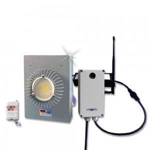 LED-Strahler mit Funksteuerung