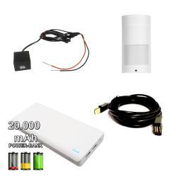 Zubehör für Fahrzeug Alarmsysteme (FA-04 / 05 / CarPro-Tec)