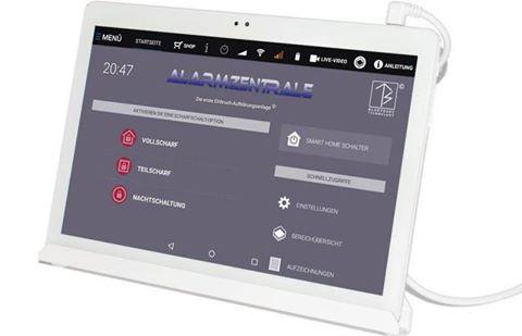 AlarmTab spricht jetzt mit Alexa, Google Assistant, Siri, Bixby und Cortana
