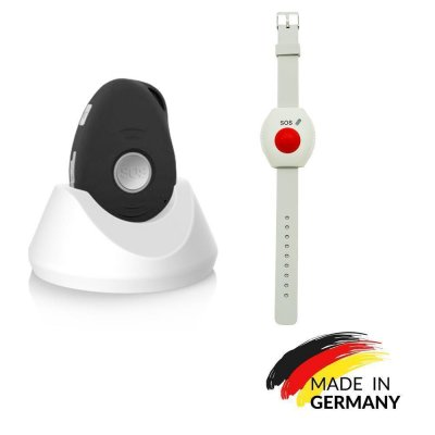 NR-03: Emergency call system for home and on the road with GPS