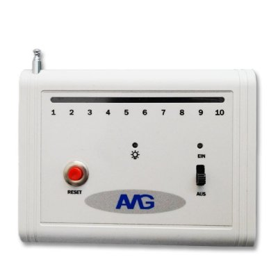 Central fire alarm system