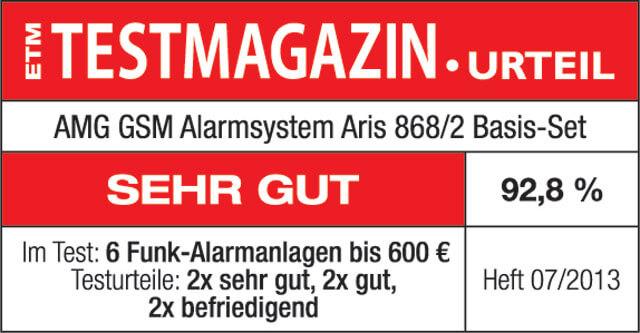 Aris868-2 Alarmanlagen-System