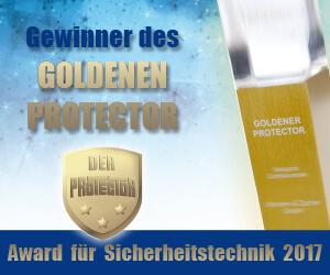 Gewinner Protector 2017 Sicherheitstechnik