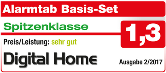 Alarmtab Test Digital Home