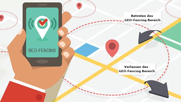 Geo-Fencing CarPro-Tec GPS Plus