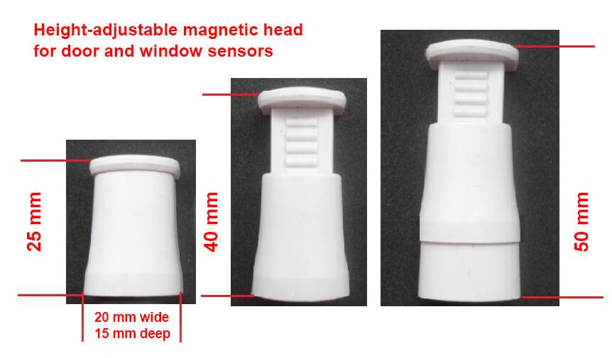 Alarmtab spezial Magnet Höhenverstellung