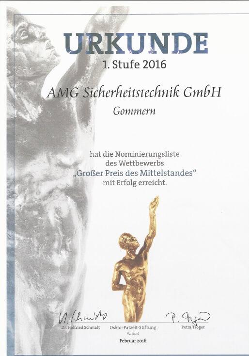 Urkunde_Mittelstandspreis