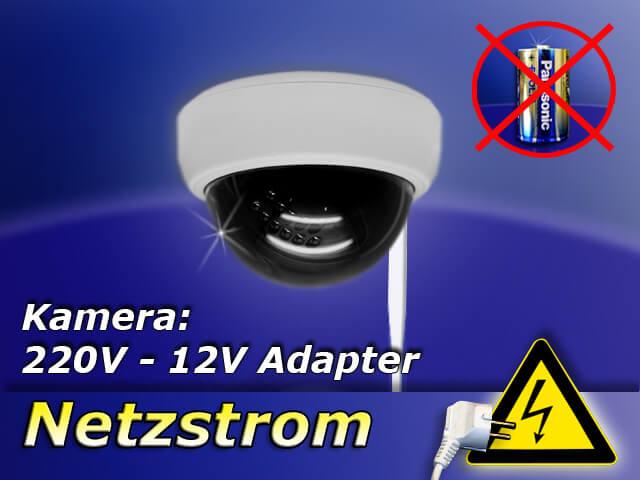 DVR 634 Dom-Kamera