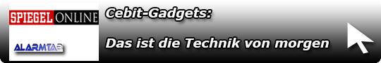 Spiegel Online Cebit-Gadgets
