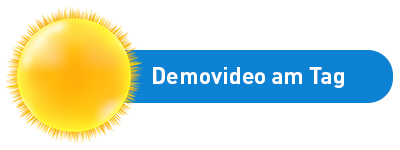 Demovideo am Tag